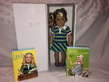 American Girl LANIE HOLLAND DOLL & Book Girl of the Year 2010 - New