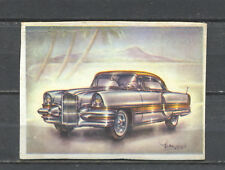 Packard request Hardtop 1955 Vintage 1950s Dutch Trading Card No. 121