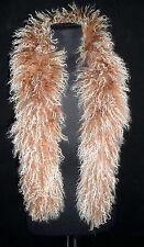 Tibet Lammfell Tibetlamm Fellschal Schal Pelzkragen Stole Stola scarf lamb fur