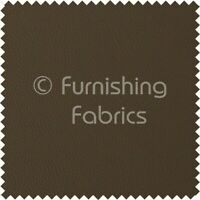 Recycled Eco Genuine Leather Hides Off-Cuts High Premium Upholstery Fabric Mocha