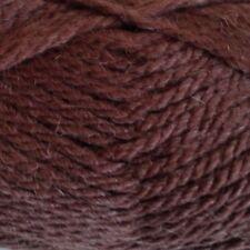 5 x 50g Balls-Patons Inca 14ply 70% Wool-Alpaca - Dark Brown #7033 - $29.95