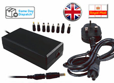 150 W 15-24v Ca Universal De Laptop cargador adaptador Power Supply +8 Punta + ukcord
