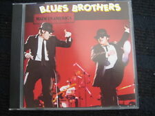 CD  BLUES BROTHERS  Made in America  Topzustand  Red Silver Face