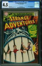 Strange Adventures #187 CGC 4.5 DC 1966 1st Enchantress! Key Silver! K4 124 cm