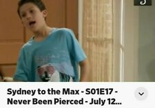 SYDNEY TO THE MAX/JACKSON DOLLINGER/YOUNG MAX/SCREEN WORN WARDROBE TSHIRT