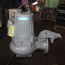 Flygt 3~ 5.9kw 7.9hp Submersible Portable Solids Handling Pump 3127 160 1456018