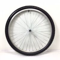 "Complete 26"" Front Alloy Bicycle Wheel with 1.95"" - Tire Mountain Bike #P48"