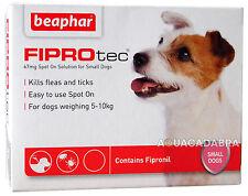 Beaphar FIPROtec Spot On Flea Treatment x1 Small Dog