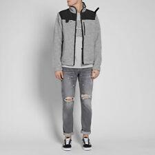 NEIGHBORHOOD 18AW fleece boa jacket Grey NBHD SQUAD Wtaps Visvim Sherpa