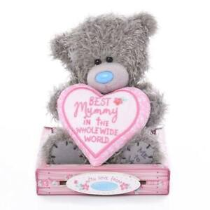 """NEW Me to You Tatty Teddy Bear """"Best Mummy in the Whole Wide World"""" Mother's Day"""