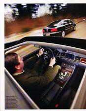 2004 Audi A8 6.0 Volkswagen Phaeton W12 Car Review Report Print Article J937