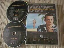 DVD PELICULA  AGENTE 007 CONTRA EL DR NO SEAN CONNERY EDICION 2 DISCOS USADO