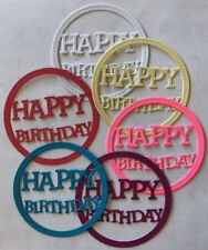 Birthday & Occasions