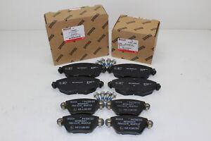 Original Bremsbeläge vorne + hinten Ford Mondeo Limousine MK3 1783849 + 1227108