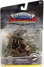 NIB Bronze Tomb Buggy Vehicle Skylanders SuperChargers Rare Chase Variant