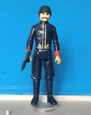 Star Wars Kenner Vintage Bespin Security Guard Gold Trim Mustache 1980 C10 Paint
