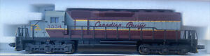 n scale kato 176-205 EMD SD40 Canadian Pacific CP #5556 Diesel locomotive