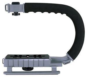 MoonGrip Professional DSLR Camera Camcorder Action Stabilizing Handle C/U Shape