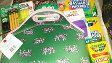 Back to school supplies with more. Excellent low-value.   Final price
