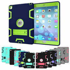 Kids Shockproof Case Tough Protective Cover for iPad 2/3/4 5th 6th Gen Air Mini