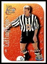 Futera Newcastle United Fans' Selection 1999 - Stuart Pearce (Cutting Edge) #CE9