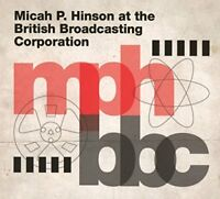 Micah P. Hinson - At The British Broadcasting Corporation [CD]