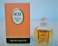 DIOR - Dior Dune - 5 ml Eau de Toilette für Damen - MINIATUR - NEU & OVP