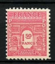 France 1944 SG#856, 1f50 Arc De Triomphe Paris MNH #A49773