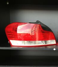BMW Genuine E82 E88 1 Series Coupe LEFT Tail Light To 03/2011 Non-Xenon - USED