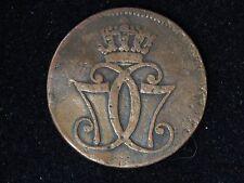 1771 Denmark 1 Skilling