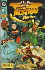 JLA Special Young Justice Robin #7 DC Comic Juni 1999 80 Seiten Impuls
