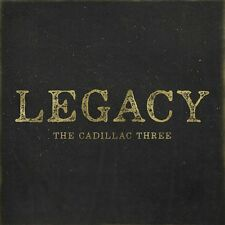THE CADILLAC THREE LEGACY: CD ALBUM (New Release August 25th 2017)
