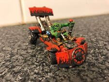 Warhammer 40k Speed Freeks Orks War Buggy Warbuggy Rogue Trader OOP Gorkamorka