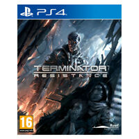 Terminator Resistance PlayStation PS4 2019 EU English Factory Sealed