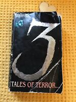 Nightmares 3 Tales Of Terror: by Bebe Faas Rice; Paperback FIRST EDITION