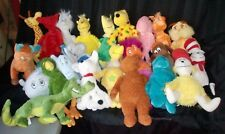 KOHLS KOHL'S CARES FOR KIDS DR SEUSS STUFFED PLUSH ANIMAL YOUR CHOICE  OF 1 PICK