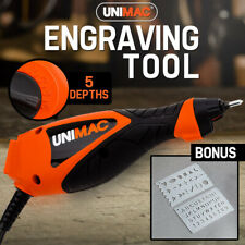 Unimac XX1 13W Wired Hand Held Electric Engraver