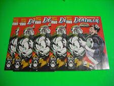 Deathlok #6 (5 copies) - Battles the Punisher