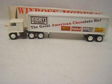 Winross Hershey's Great American Chocolate Bar Tractor Trailer MIB 1/64 Diecast