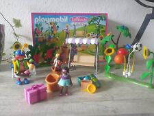 Playmobil DOLLHAUS Gartenparty 70212