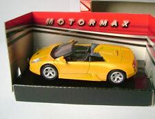 Motormax 1:43 Lamborghini Murcielago Roadster Brand new.