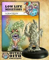 Mutha Oith Low Life Mini Lichenthrope Pack New