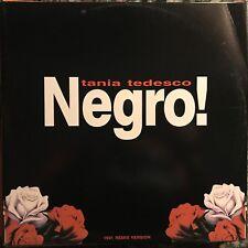 TANIA TEDESCO • Negro! • Vinile 12 Mix • DISCOMAGIC