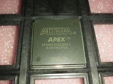 1 UNIT x ALTERA EP20K100EQC240-1 , FPGA - APEX 20K 416 Macro 183 IOs , PQFP-240