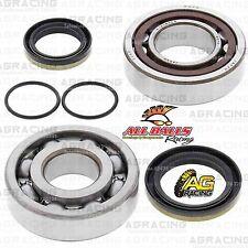 All Balls Crank Shaft Mains Bearings & Seals For KTM EXC 125 2007 07 MX Enduro