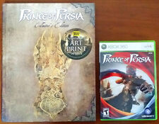Xbox 360 Game - Prince of Persia c/w New & Sealed Collector's Ed. Official Guide