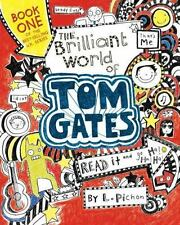 Tom Gates: The Brilliant World of Tom Gates 1 by Liz Pichon (2015, Paperback)