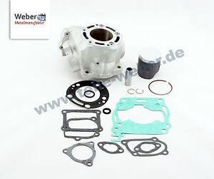 Honda CR 125 125ccm 125cc Zylinder honen Wössner Kolben Zylinderkit Bj.92-99 *