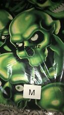 SUPREME Skull Pile Hooded Sweatshirt Green Medium Hoodie *ORDER CONFIRMED*