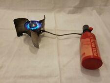 SIGG Fire-Jet camp stove